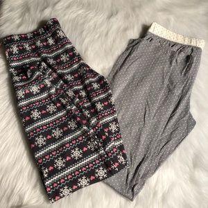 Jenni pajama pants NWT